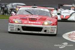 #62 Barron Connor Racing Ferrari 575 Maranello: Mike Hezemans, Jean-Denis Deletraz