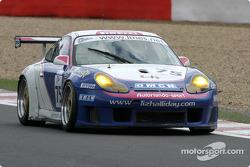 La Porsche 911 GT3 RS n°75 Autorlando Sport : Liz Halliday, Piers Masarati