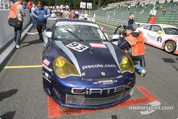#93 Cirtek Motorsport Porsche 911 GT3 RS: Adam Jones, Sascha Maassen