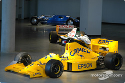 Lotus F1 cars