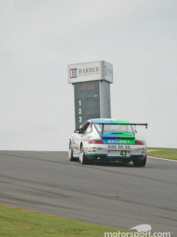 #43 Orison-Planet Earth Motorsports Porsche GT3 Cup: Sam Shanaman, Brett Shanaman
