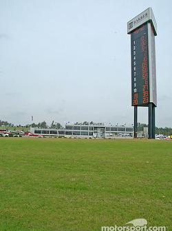 Scoring tower at Barber Motorsports Park