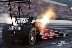 Doug Kalitta takes Friday's pole in Top Fuel