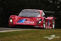 #27 Doran Lista Racing Lexus Doran: Didier Theys, Andrea Montermini