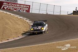 #43 BAM! Porsche 911 GT3 RSR: Leo Hindery , Lucas Luhr, Sascha Maassen