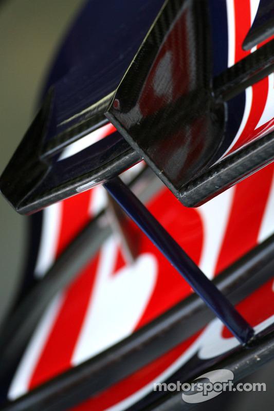 Red Bull Racing voorvleugel