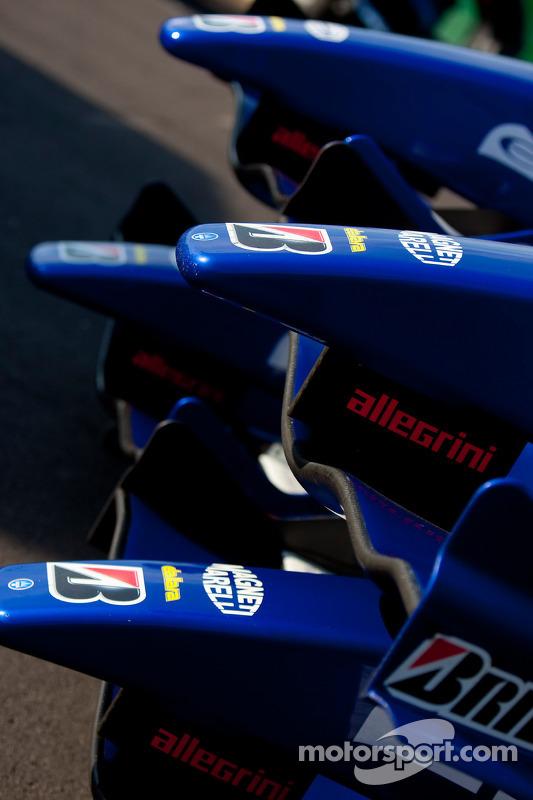 Trident Racing neus