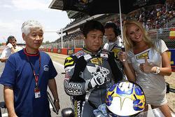 Коусуке Акийоши, Interwetten Honda MotoGP