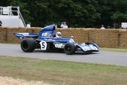1973 Tyrrell Cosworth 006 (Jackie Stewart): Paul Stewart