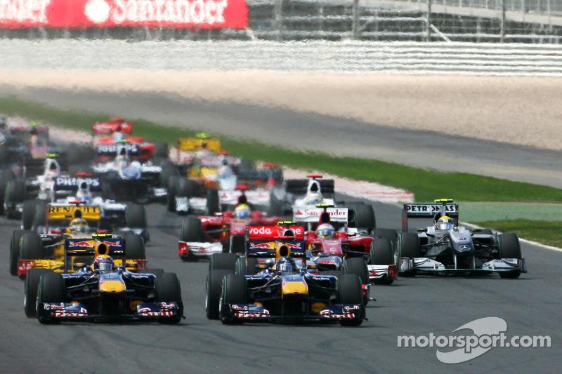 2010 - El dilema del alerón en Silverstone
