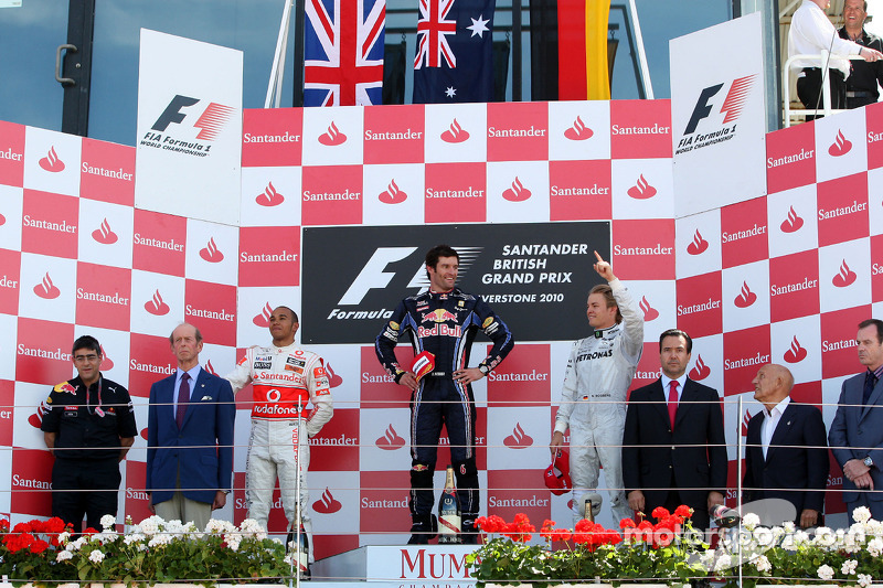 5 (2010) GP de Gran Bretaña Tercer lugar