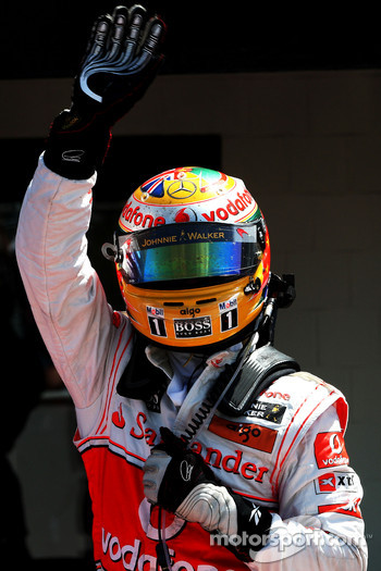 Lewis Hamilton racing for McLaren Mercedes, but for how long?