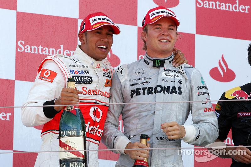 33-Gran Premio de Gran Bretaña 2010 (2º), McLaren