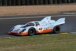 №42 Porsche 917 1971: Ричард Эттвуд, Верн Шуппан