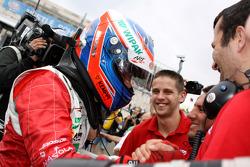 vainqueur Valtteri Bottas, ART grand Prix Dallara F308 Mercedes