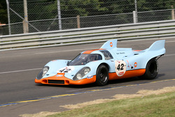#42 Porsche 917 1971: Ричард Энтвуд, Верн Шуппан