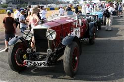 #61 Invicta A Type Tourer 1929: Patrick Blakeney-Edwards, Simon Blakeney-Edwards, Richard Hope