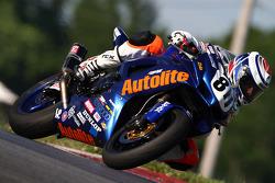 #811 Autolite RIM Racing - Suzuki GSX-R600: Michael Morgan