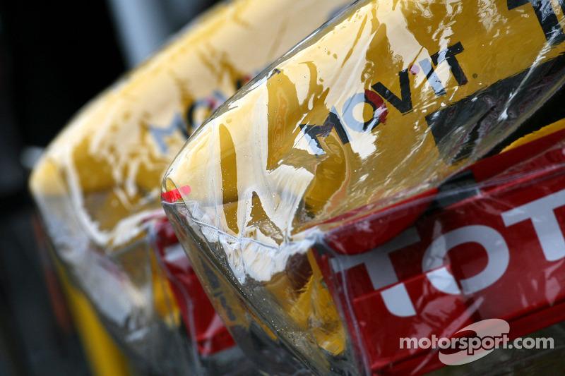 Renault F1 Team avant