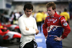 Robert Wickens talks to Oliver Turvey