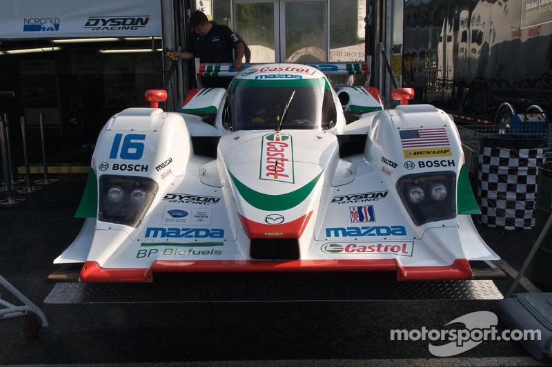 Lola B09 86 Mazda N°16