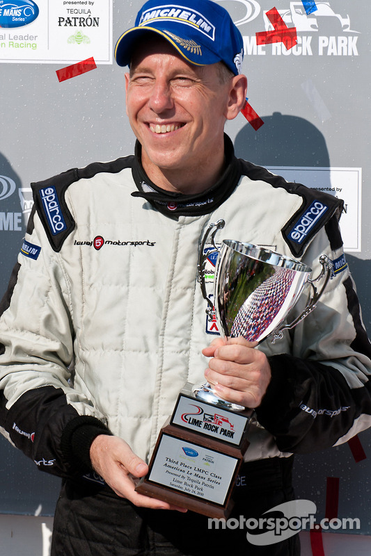 PC klasse podium: 3de Andy Wallace