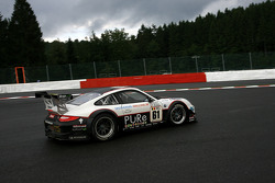 #61 Prospeed Competition Porsche 911 GT3 RS GT3: Remy Brouard, Philippe Noziere, Christophe Kerkhove, Ludovic Sougnez