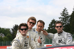 #62 RJN Motorsport Nissan 370Z GT4: Rob Barff, Lucas Ordonez, Alex Buncombe, Chris Buncombe