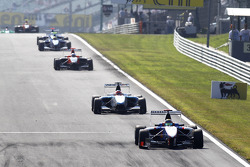 Nico Muller leads Mirko Bortolotti