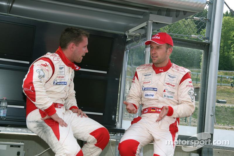 Christoffer Nygaard en Stefan Mücke