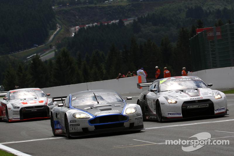 10 Hexis Amr Aston Martin Db9 Clivio Piccione Jonathan Hirschi