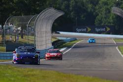 #66 TRG Porsche GT3: Steven Bertheau, Andy Lally