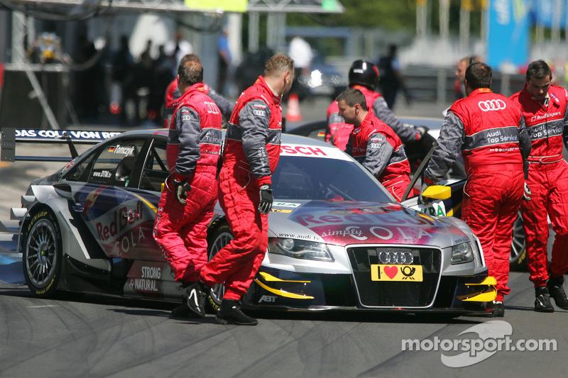 Martin Tomczyk, Audi Sport Team Abt Audi A4 DTM