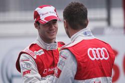 Miguel Molina Audi Sport Team Abt Audi A4 DTM et Timo Scheider, Audi Sport Team Abt