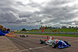 James Calado wins Jean-Eric Vergne finishes second