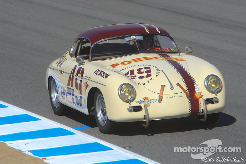 Ranson Webster, 1960 Porsche Abarth Carrera