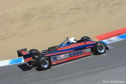 Jeff Lewis, 1980 Lotus 81