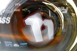 Car detail, Denny Hamlin, Joe Gibbs Racing Toyota