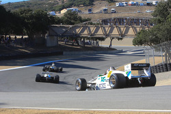 Group 9B Formula One race action