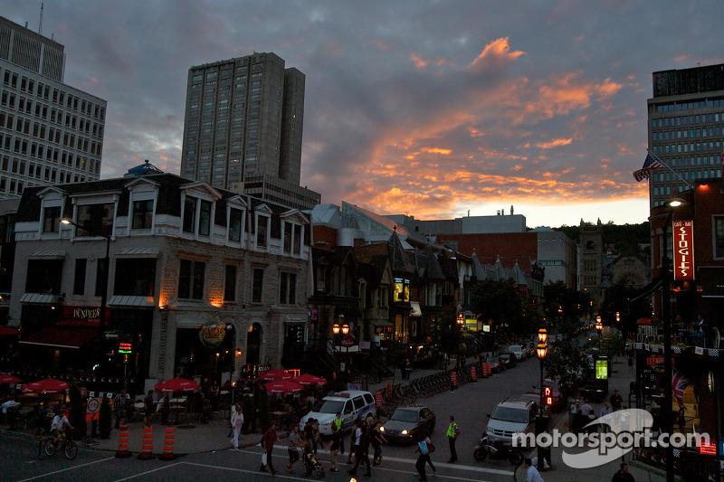 Straten van Montréal