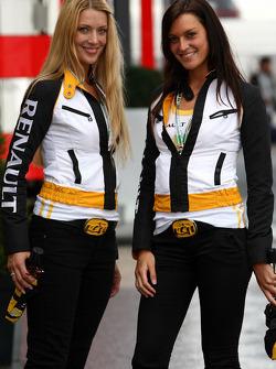 Renault meisjes