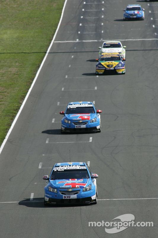 Robert Huff Chevrolet, Chevrolet Cruze LT en Alain Menu Chevrolet, Chevrolet Cruze LT