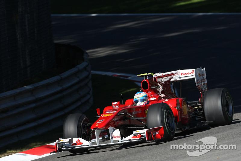 2010: Fernando Alonso (Ferrari F10)