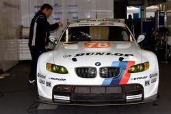 #78 BMW Team Schnitzer BMW M3: Jörg Müller, Dirk Werner