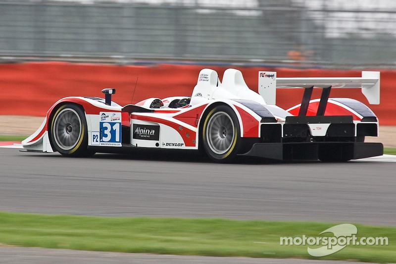 #31 RLR msport MG Lola EX265 - AER: Barry Gates, Rob Garofall, Simon Phillips