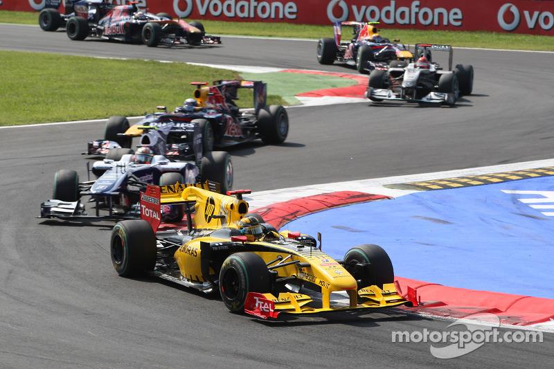 Роберт Кубіца, Renault
