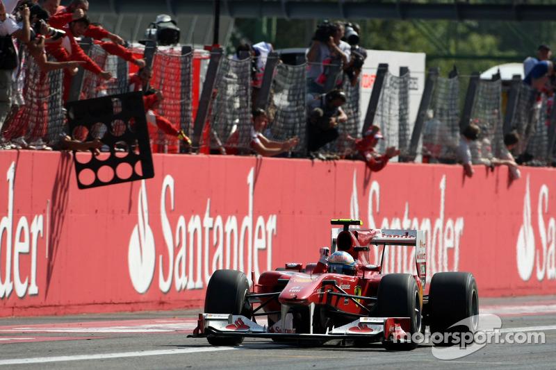 2010 - Fernando Alonso (Ferrari)