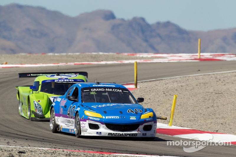 #40 Dempsey Racing Mazda RX-8: Charles Espenlaub, Joe Foster
