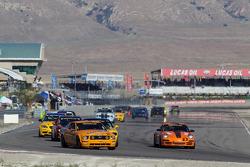 #52 Rehagen Racing Ford Mustang GT: Bob Michaelian, Ken Wilden