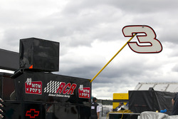 The NASCAR Busch North Series show their support for the Richard Childress organization